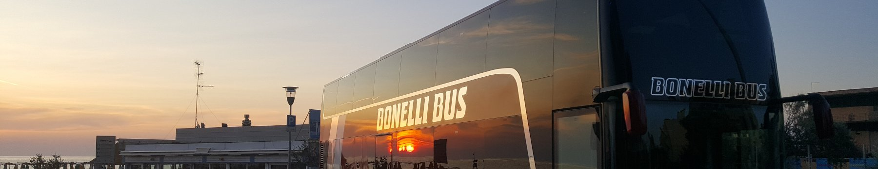 Vehicles for hire - Bonelli Bus
