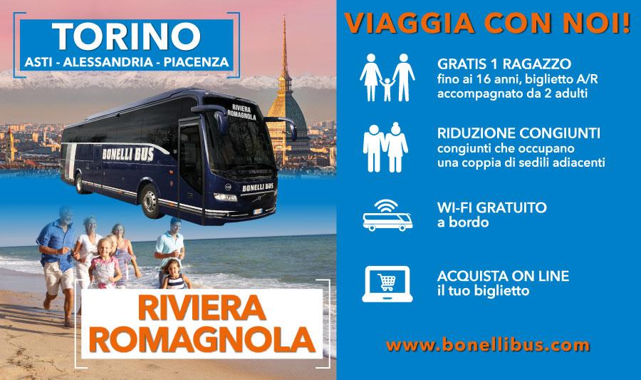 bus torino riviera romagnola rimini